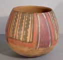 Pre-Columbian <br/>earthenware bowl <br/> c.450-650 A.D.