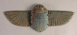 Ancient Egyptian winged scarab <br/> c.1000 B.C.