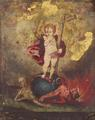 The Infant Christ Trampling <br/>on the World, the Flesh and<br/> the Devil by