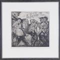 Return from the Hunt by Sir Frank Brangwyn