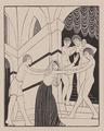 The Harem by Eric Gill