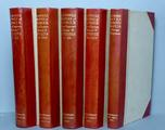 The Whole Works of Homer <br/> Prince of Poetts In His Iliads and Odysses<br/>printed at the Shakespeare Head Press <br/>1930-31. 5 volumes by