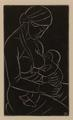 Mother and Child by Eric Gill